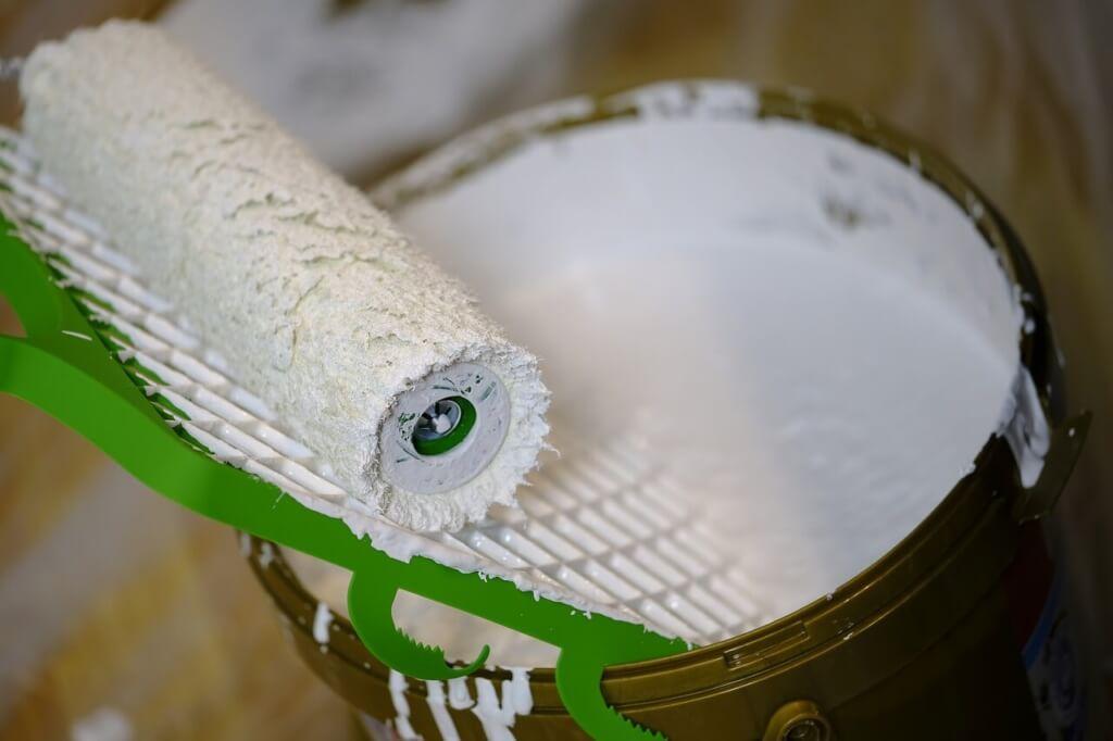 Wände streichen - richtiges Handwerkszeug