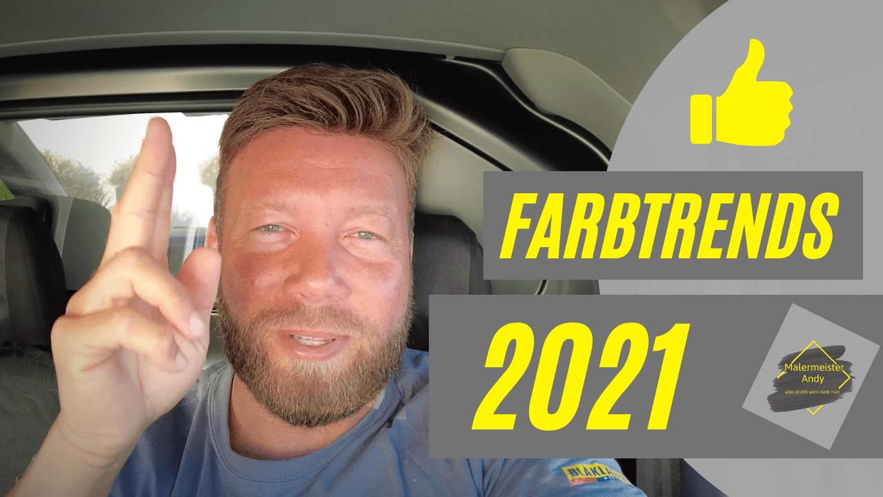 Farbtrends 2021